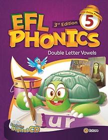 EFL Phonics 5 (Paperback/ 3rd Edition)