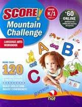 "<font title=""Score! Mountain Challenge Language Arts - Workbook, Grade K/1 (Paperback)"">Score! Mountain Challenge Language Arts ...</font>"