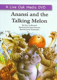 Anansi Talking Melon (Hardcover)