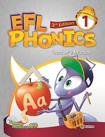 """<font title=""""EFL Phonics 1 Teacher"""