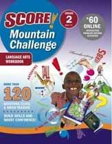 "<font title=""Score! Mountain Challenge Language Arts - Workbook, Grade 2 (Paperback)"">Score! Mountain Challenge Language Arts ...</font>"