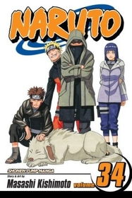 Naruto Vol.34 (Paperback)