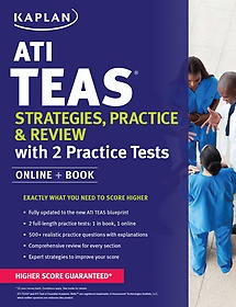 """<font title=""""ATI TEAS Strategies, Practice & Review with 2 Practice Tests (Paperback)"""">ATI TEAS Strategies, Practice & Review w...</font>"""