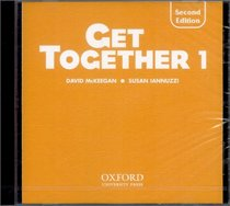 "<font title=""Get Together, Grade 1 - Audio CD (Audio CD/ 2nd Edition/ 교재별매)"">Get Together, Grade 1 - Audio CD (Audio ...</font>"
