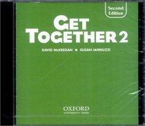 "<font title=""Get Together, Grade 2 - Audio CD (Audio CD/ 2nd Edition/ 교재별매)"">Get Together, Grade 2 - Audio CD (Audio ...</font>"