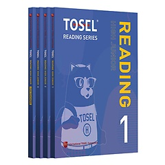 """<font title=""""TOSEL 리딩 Reading Series High Junior 4종 세트"""">TOSEL 리딩 Reading Series High Junior 4...</font>"""