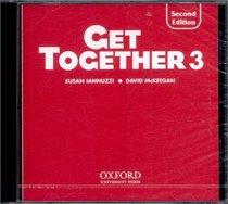 "<font title=""Get Together, Grade 3 - Audio CD (Audio CD/ 2nd Edition/ 교재별매)"">Get Together, Grade 3 - Audio CD (Audio ...</font>"
