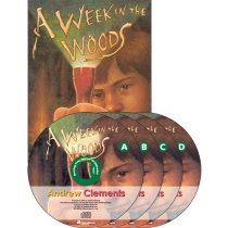 A Week in The Woods (Paperback + CD:4)
