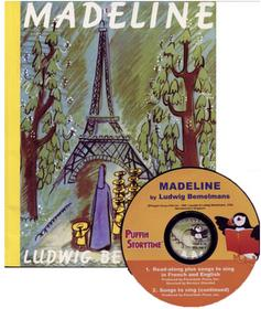 Madeline (Paperback+Audio CD:1)
