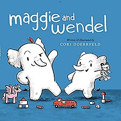 """<font title=""""Maggie and Wendel: Imagine Everything! (Hardcover)"""">Maggie and Wendel: Imagine Everything! (...</font>"""