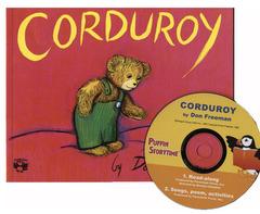 [베오영]Corduroy (Paperback+ Audio CD:1)