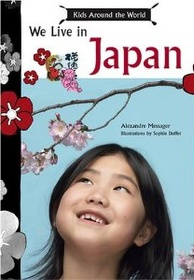 We live in:Japan (Hardcover)