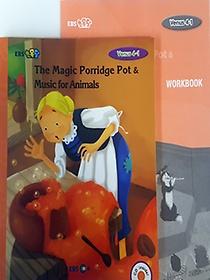 """<font title=""""[EBS 초등영어] EBS 초목달 Venus 4-1 세트 The Magic Porridge Pot & Music for Animals"""">[EBS 초등영어] EBS 초목달 Venus 4-1 세트...</font>"""