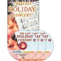"""<font title=""""The Last Holiday Concert (Paperback + CD:3)"""">The Last Holiday Concert (Paperback + CD...</font>"""