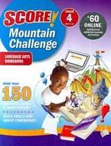 "<font title=""Score! Mountain Challenge Language Arts - Workbook, Grade 4 (Paperback)"">Score! Mountain Challenge Language Arts ...</font>"