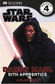 "<font title=""Star Wars - Darth Maul Sith Apprentice : DK Reader Level 4 (Paperback)"">Star Wars - Darth Maul Sith Apprentice :...</font>"