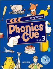Phonics Cue 3 : Student Book (Paperback+CD)