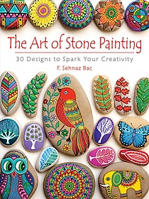 The Art of Stone Painting (Paperback)