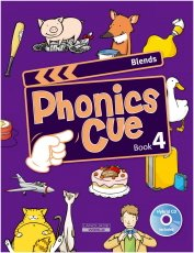 Phonics Cue 4 : Student Book (Paperback+CD)