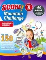 "<font title=""Score! Mountain Challenge Language Arts - Workbook, Grade 5 (Paperback)"">Score! Mountain Challenge Language Arts ...</font>"