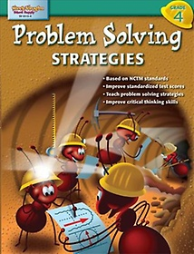 "<font title=""Problem Solving Strategies Grade 4 (Paperback) "">Problem Solving Strategies Grade 4 (Pape...</font>"
