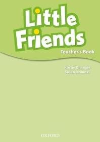 Little Friends: Teacher Book (Paperback)