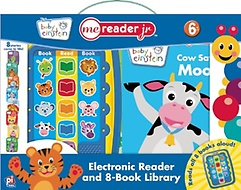 "<font title=""Baby Einstein: Me Reader Jr. (Board Book:8)"">Baby Einstein: Me Reader Jr. (Board Book...</font>"