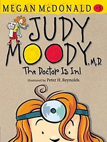 """<font title=""""Judy Moody #5: Judy Moody, M.D. The Doctor Is In! (Paperback/ Reissue Edition)"""">Judy Moody #5: Judy Moody, M.D. The Doct...</font>"""