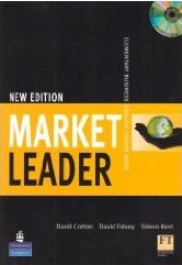 """<font title=""""Market Leader Elementary Business English : Course Book with Self-Study CD-Rom  (Paperback+CD-ROM/ New Edition)"""">Market Leader Elementary Business Englis...</font>"""