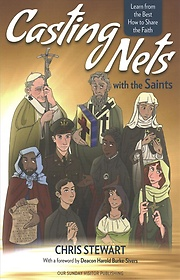 Casting Nets With the Saints (Paperback)