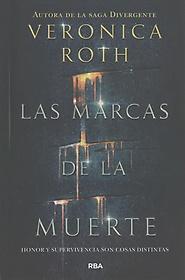 """<font title=""""Las marcas de la muerte / Carve the Mark (Paperback) - Spanish Edition"""">Las marcas de la muerte / Carve the Mark...</font>"""
