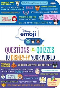 Oh My Disney Emoji (Paperback)