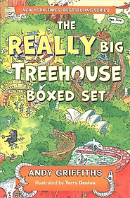The Treehouse Series Set (Paperback)