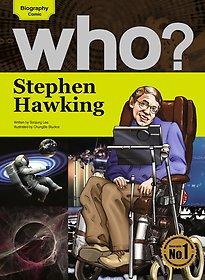 Who? Stephen Hawking