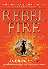 Rebel Fire (Hardcover)