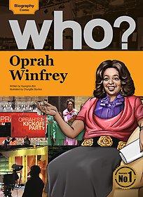 Who? Oprah Winfrey