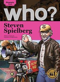 Who? Steven Spielberg