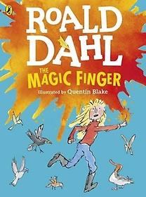"""<font title=""""The Magic Finger (Paperback/ Colour Edition)"""">The Magic Finger (Paperback/ Colour Edit...</font>"""