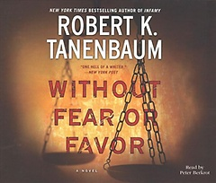 Without Fear or Favor (CD / Unabridged)