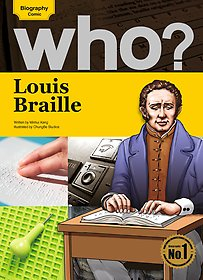Who? Louis Braille