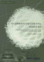 거시경제변수가 산업구조에 미치는 파급효과 분석 = (The) Change of the Industrial Structure in Korea
