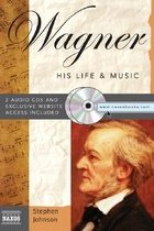 """<font title=""""Wagner: His Life & Music with CD (Audio) (Hardcover) """">Wagner: His Life & Music with CD (Audio)...</font>"""