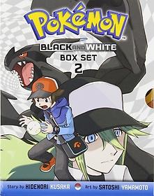 "<font title=""Pokemon Black and White Box Set 2 (Paperback)"">Pokemon Black and White Box Set 2 (Paper...</font>"