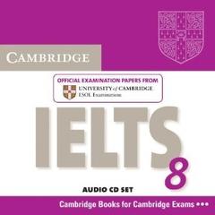 "<font title=""Cambridge IELTS 8 : Audio CD 2장(4th Ed./ 교재별매) "">Cambridge IELTS 8 : Audio CD 2장(4th Ed....</font>"
