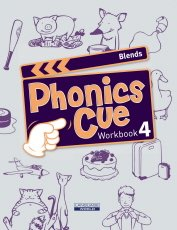 Phonics Cue 4 : Workbook (Paperback)