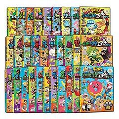 쿠키런 과학상식 시리즈 1~30권 세트