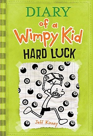 "<font title=""Diary of a Wimpy Kid #8 : Hard Luck (Hardcover/ 미국판)"">Diary of a Wimpy Kid #8 : Hard Luck (Har...</font>"