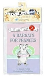 Bargain for Frances - I Can Read Books Level 2 (Paperback+ CD)