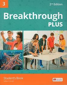 "<font title=""Breakthrough Plus 2nd Ed 3 Student"