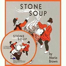 [������]Stone Soup (Paperback+ CD)